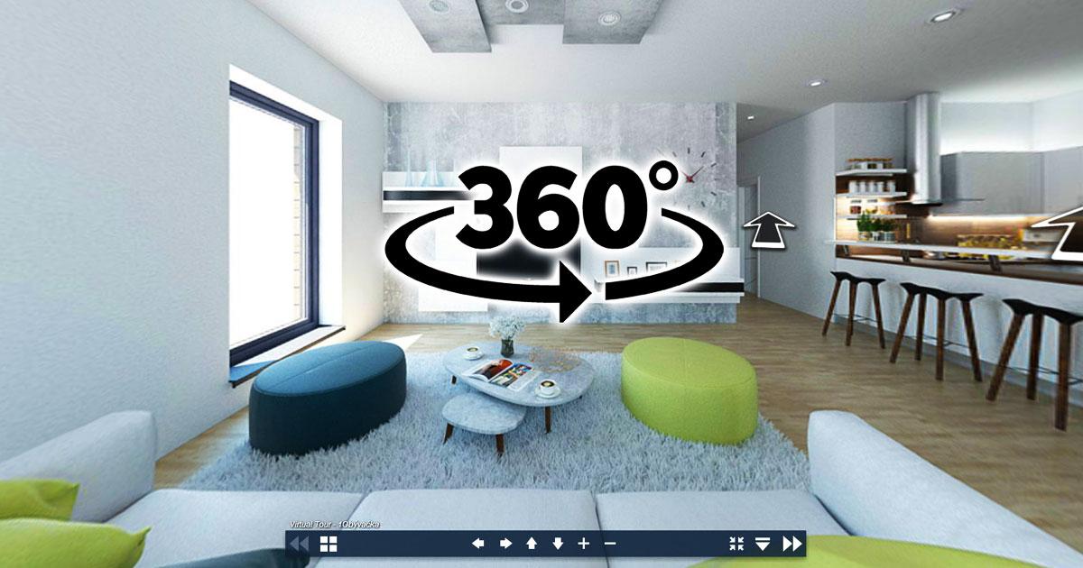 360 virtual tour services